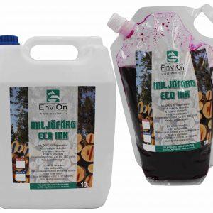 EnviOn Miljöfarg 3L påse och 10L behållare