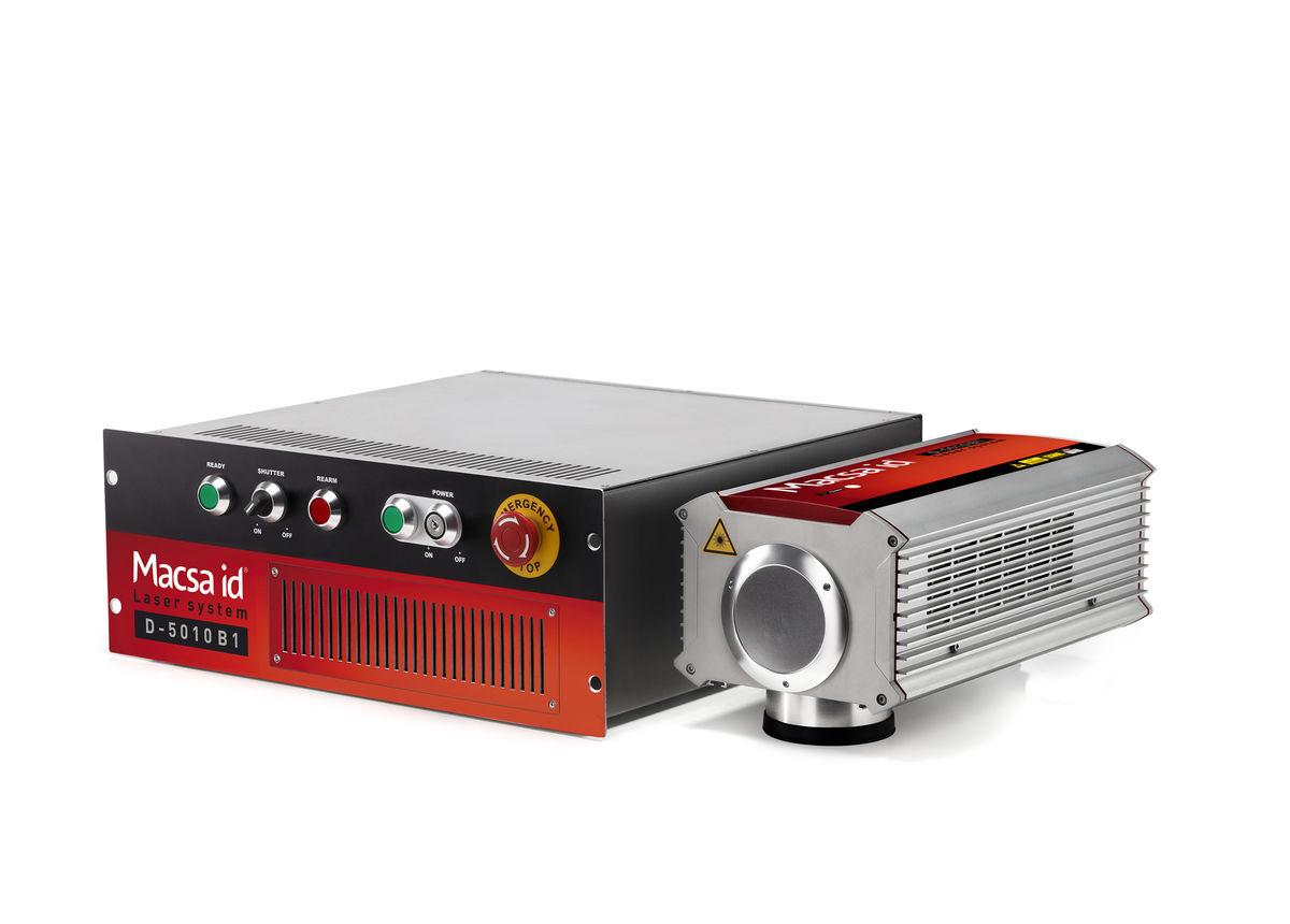 D5010 Laserskrivare