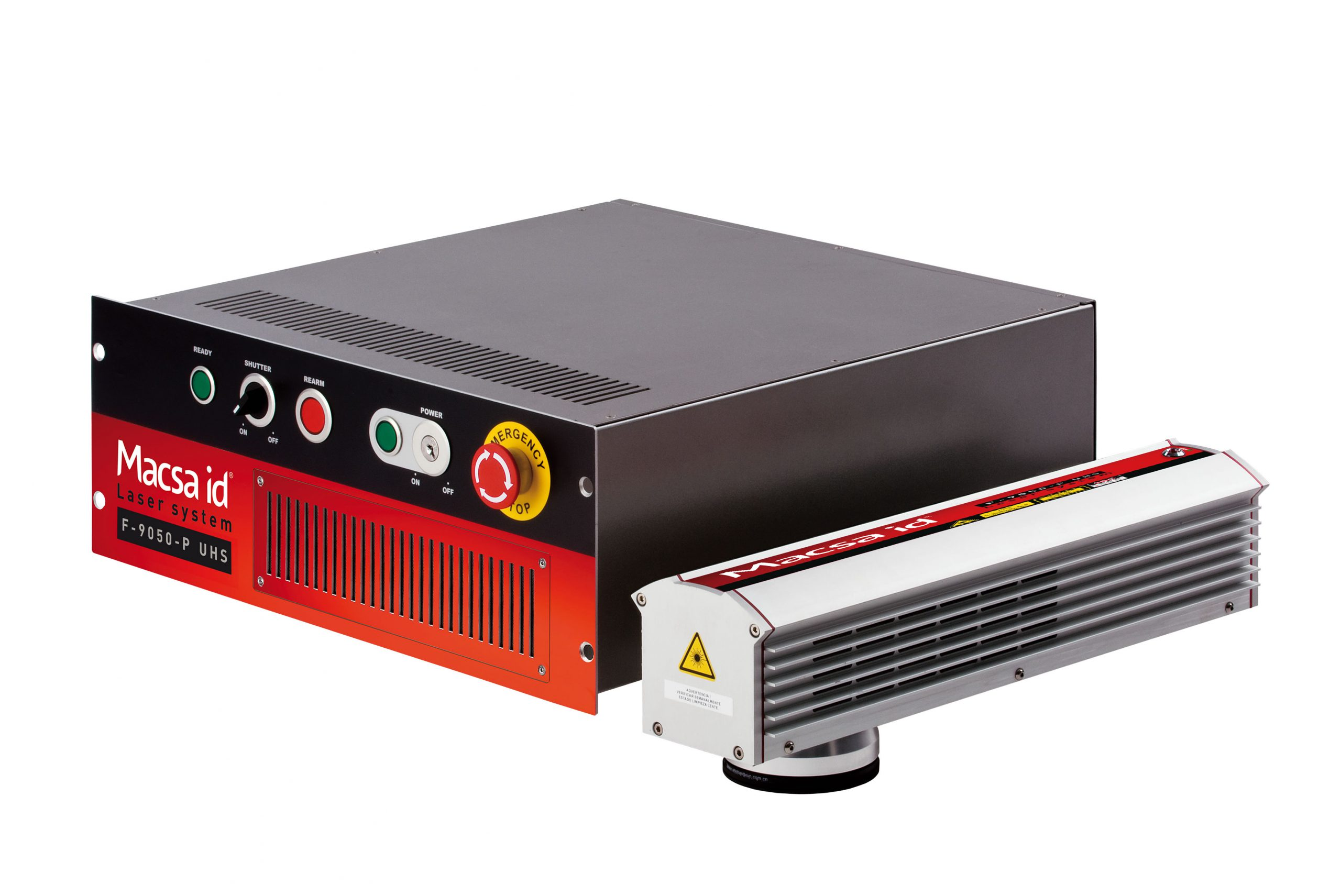 Macsa id laser F serie