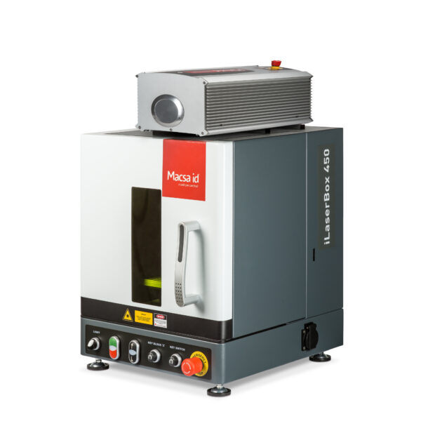 ilaserbox med nano laserskrivare