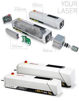 Laserskrivare Macsa